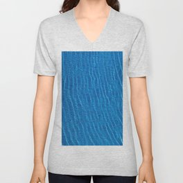 Clear Blue Water Unisex V-Neck