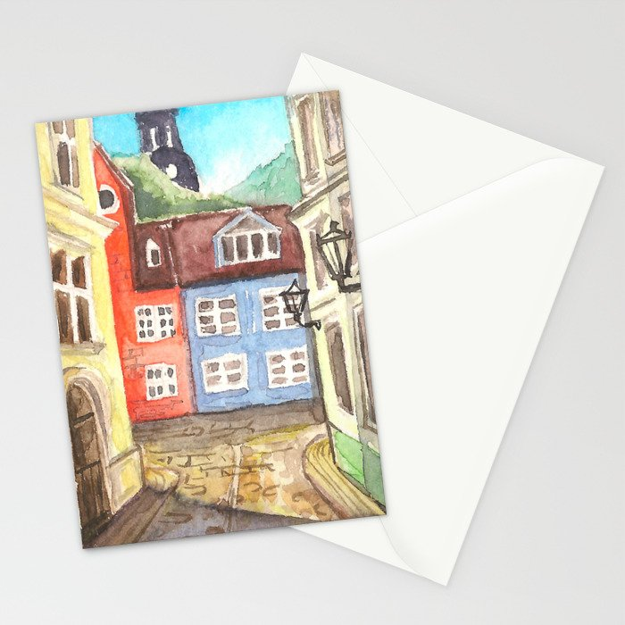 Riga Stationery Cards