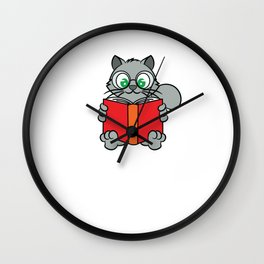 """Want A Cute Reading Tee? Here's """"Just One More Chapter"""" T-shirt Design Read Reader Page Study Books Wall Clock"""
