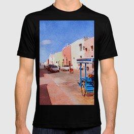 Valladolid Mexico Urban Peddler T-shirt