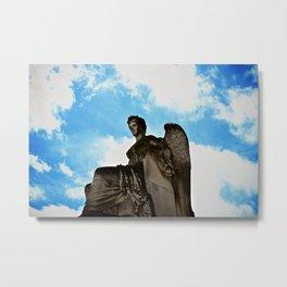 ANGELS & DEMONS Metal Print