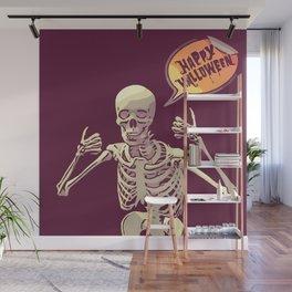 Halloween Thumbs Up! :) Wall Mural