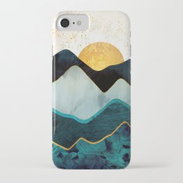 Glacial Hills iPhone Case