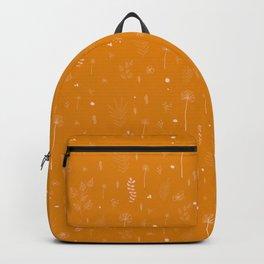 Wild botanical pattern Backpack