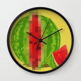 Censored ♀ Wall Clock