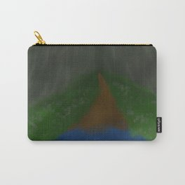 Soft Meadow Carry-All Pouch