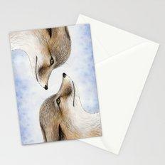 Swift Fox Stationery Cards