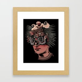 Chacmool Framed Art Print
