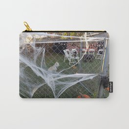 Spiderweb Pup Carry-All Pouch