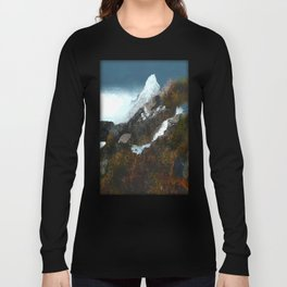 Crucible Crossing Long Sleeve T-shirt