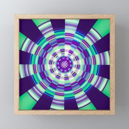 Center Point Framed Mini Art Print
