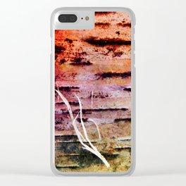 Skin Clear iPhone Case