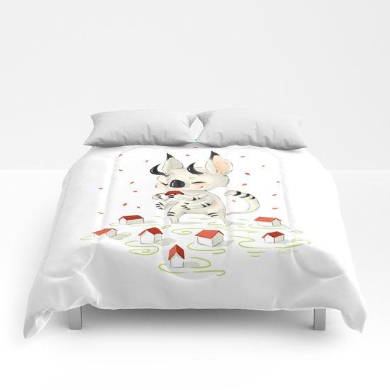 Little Monster Comforters