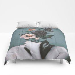 inner garden 3 Comforters