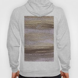Metallic Abstract Painting 4 #texture #minimalism Hoody