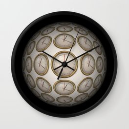 Time Time Time Wall Clock