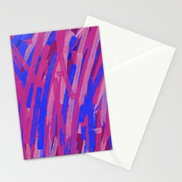 abstraction acrylic 4 Stationery Cards