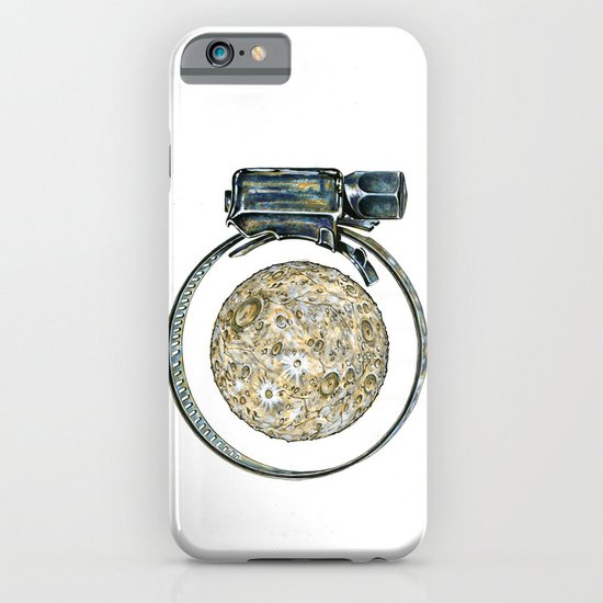 This is not a clamp. Just my imagination. iPhone & iPod Case