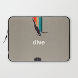 Dive Into My Soul Laptop Sleeve