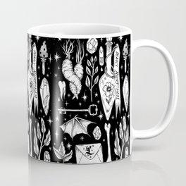 into the WITCH'S GARDEN Coffee Mug