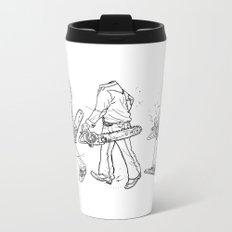 TERA MELOS - Chainsaw Men Metal Travel Mug