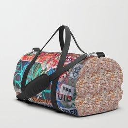 Grafitti Duffle Bag