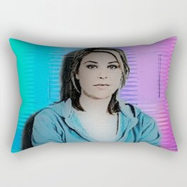 Allie Novak Rectangular Pillow