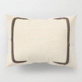 the Forgotten Workshop series- Railroad Sleeper Staple Pillow Sham