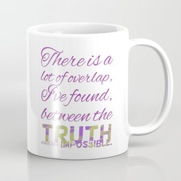 The Truth and the Impossible Coffee Mug
