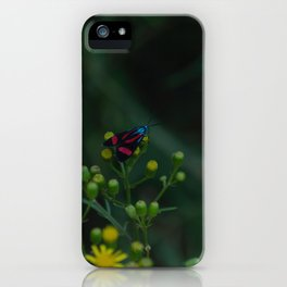 Flower photography by Gabriel iPhone Case