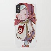fullmetal iPhone & iPod Cases featuring Homunculus by Jordan Lewerissa
