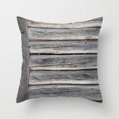 Austrian Barn Throw Pillow