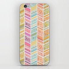 Zig Zag iPhone & iPod Skin
