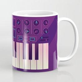 Neon MIDI Controller Coffee Mug