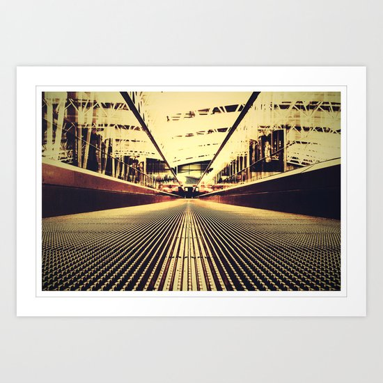 If you're leaving will you take me with you Art Print