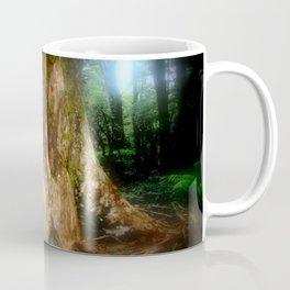 Mountain Ash (Eucalyptus Regnans) Coffee Mug