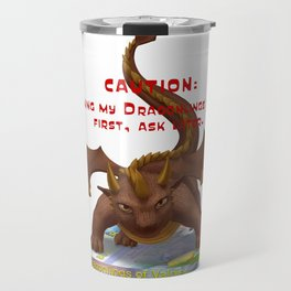Zohar Bites Travel Mug