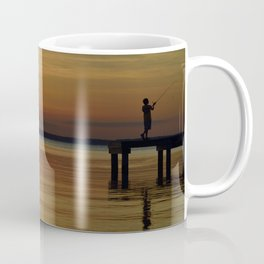 Cast Away Coffee Mug