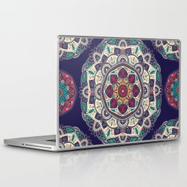 Colorful Mandala Pattern 007 Laptop & iPad Skin