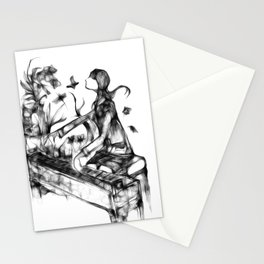 cool sketch 193 Stationery Cards