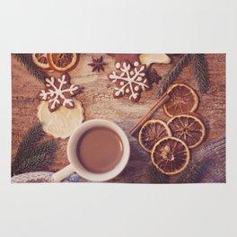 Cookies & tea Rug