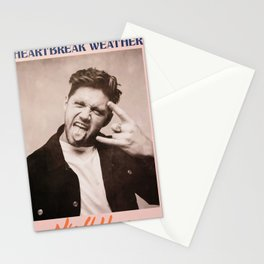 Heartbreak Weather Tour Print - Niall Horan, Stationery Cards