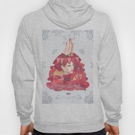 Christmas Collage Hoody