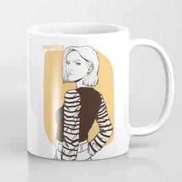 Android 18 Coffee Mug
