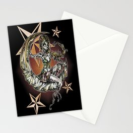 Champagne Of The Dead Stationery Cards