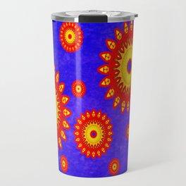 Retro Look Travel Mug