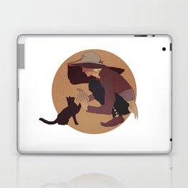 cole cat Laptop & iPad Skin