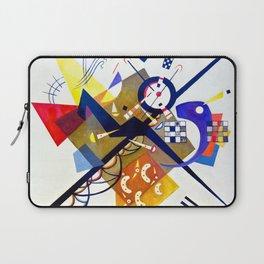 Vassily Kandinsky - Auf Weiss II  (on white II) Laptop Sleeve