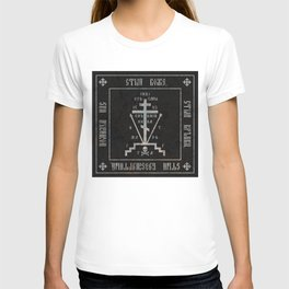 Calvary Cross of Russian Orthodox Church T-shirt
