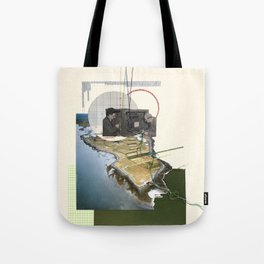 Are We Connected Tote Bag